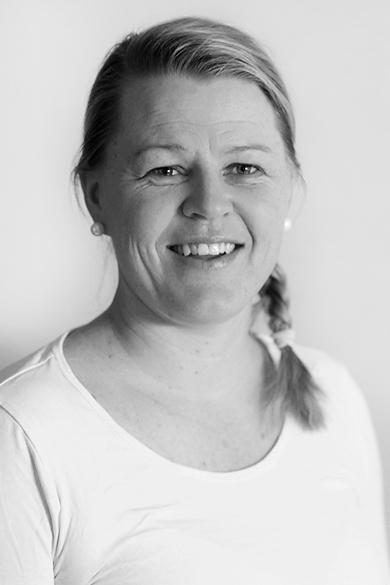 Anita - Manuell terapeut